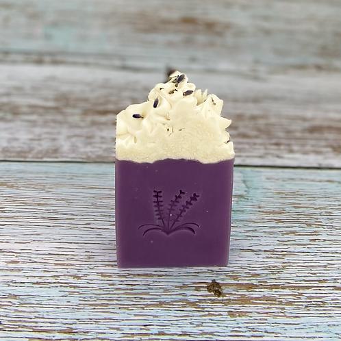 Lavender Love Soap (1 piece)