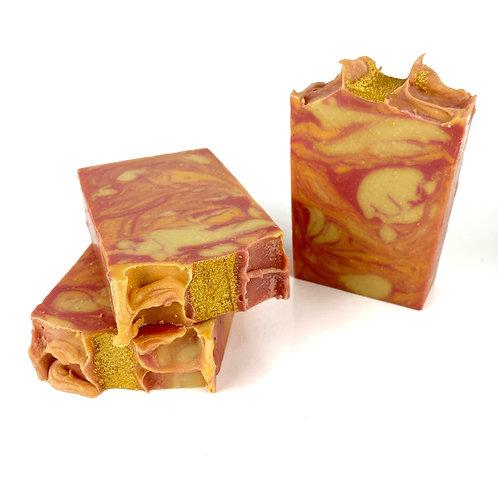 Plumeria Soap (1 piece)