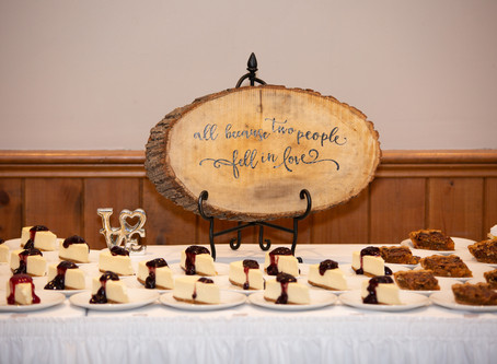 Tips for Setting up a Delectable Dessert Table