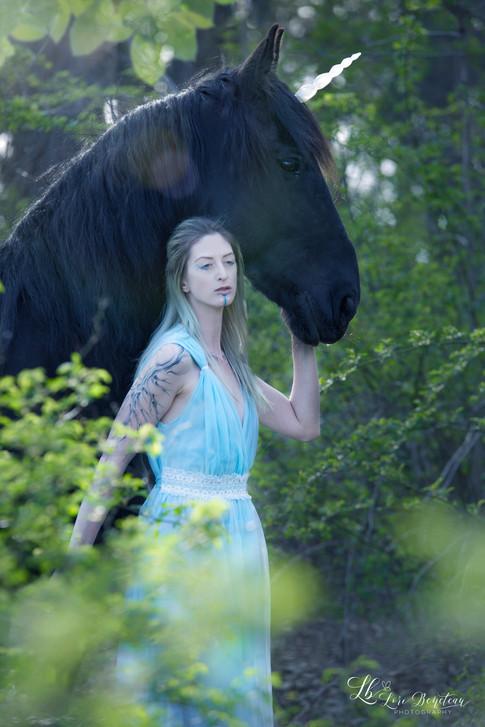 Lori Beneteau Photography fantasy portrait photographer London Ontario