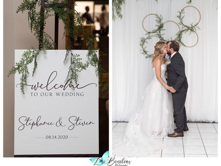 Stephanie & Steve's Wedding