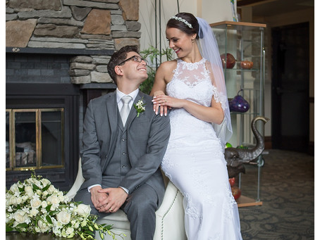 Jennifer & Lucas - Elmhurst Inn Wedding