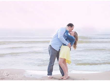 What to Look for in a Location for an Engagement Session