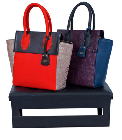 Womens leather Hanbags