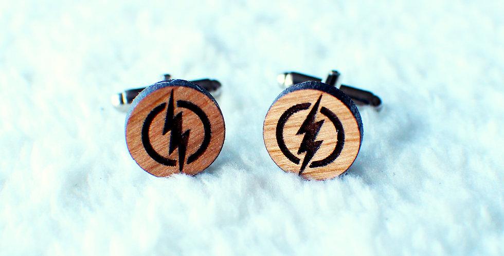 Flash Cufflinks