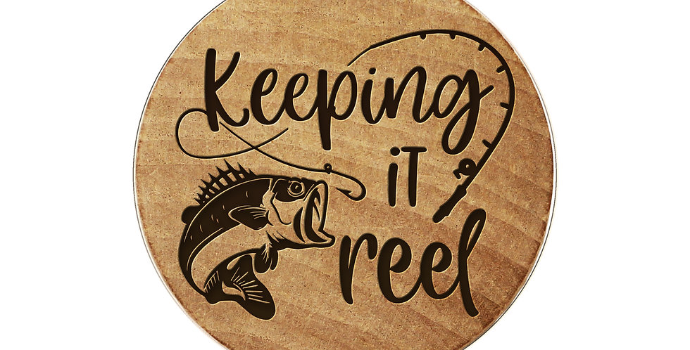 Keeping it Reel Fishing