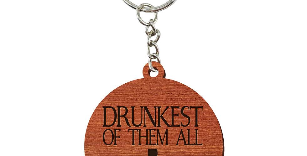 Drunkest of them All