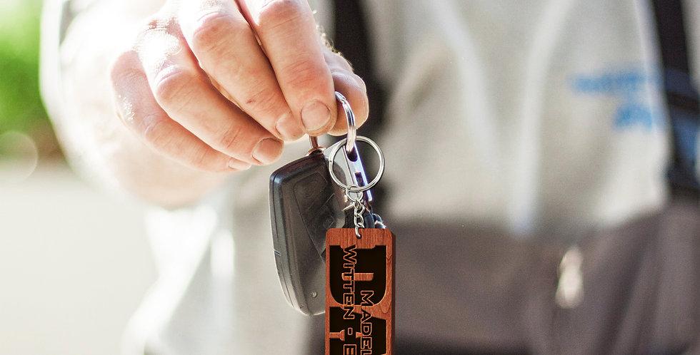 Dad/Grandpa Keychain
