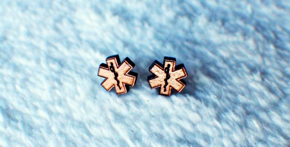 Paramedic Stud Earrings