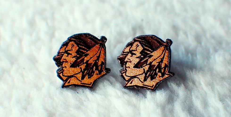 Sioux Stud Earrings