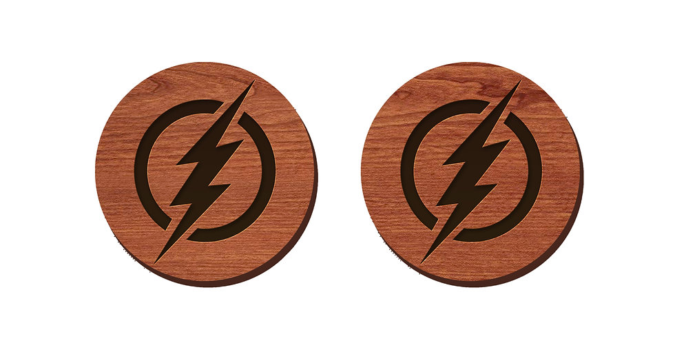 Flash Stud Earrings