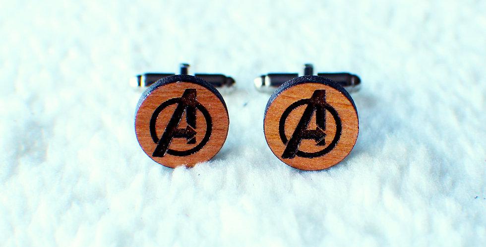 Avengers Cufflinks