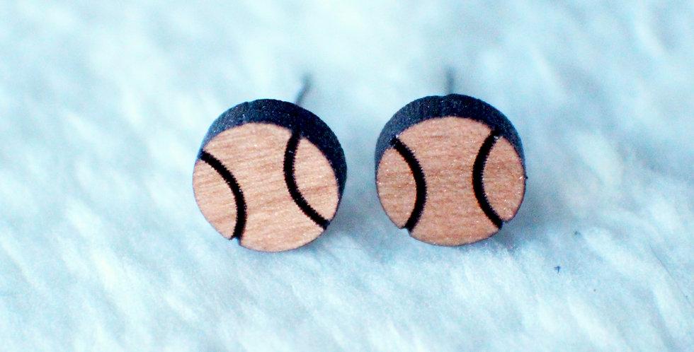 Tennis Stud Earrings