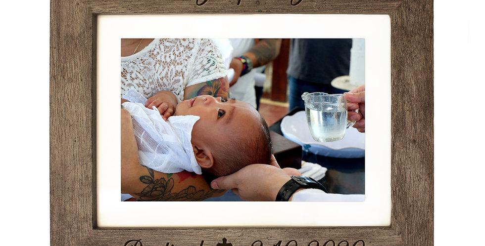 Baptism 5x7 Frame