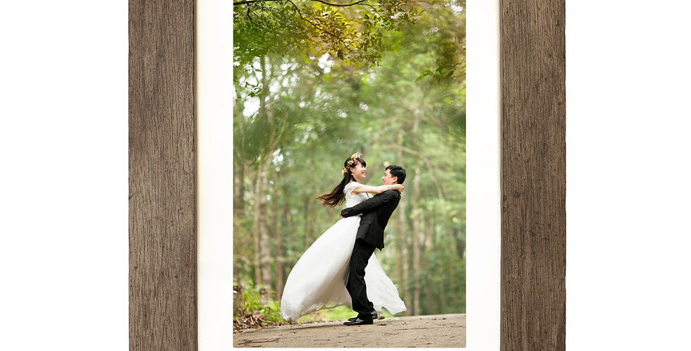 Mr and Mrs 5x7 Picture Frame