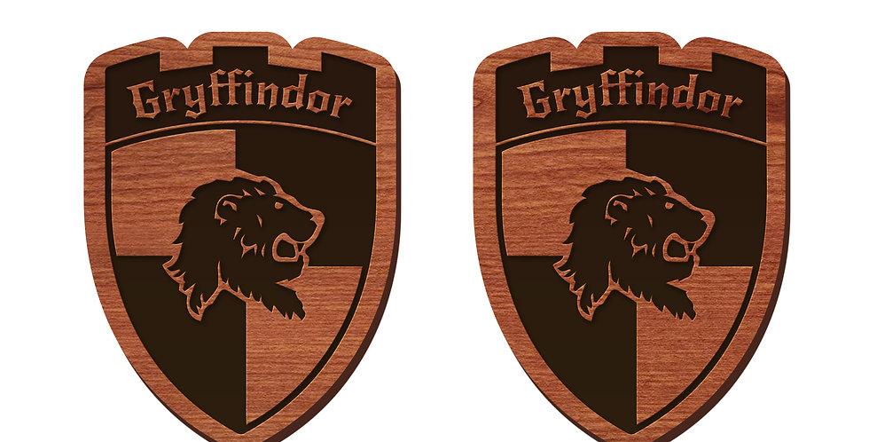 Gryffindor Stud Earrings