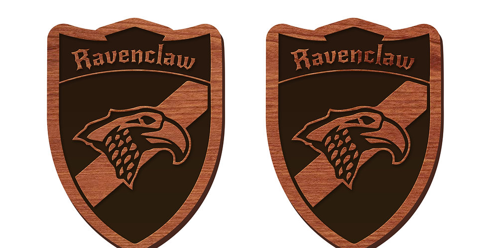 Ravenclaw Stud Earrings