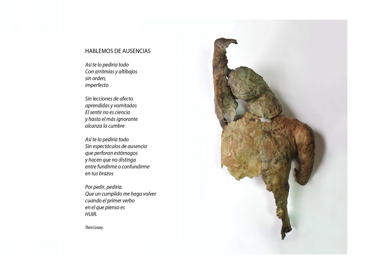AUSENCIAS - Bronce