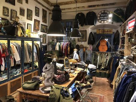 Boutiques Vintage Hommes et Femmes