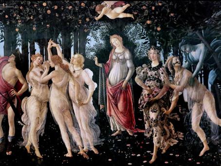 Botticelli Le Printemps