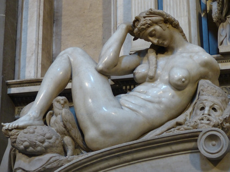 Une bactérie «magique» redonne sa splendeur à la Chapelle des Medici de Michel-Ange