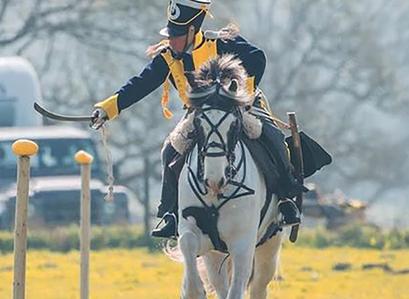 Meet the Cavalry Cobs