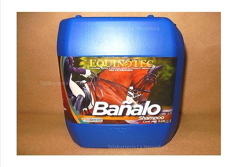 SHAMPOO BÁÑALO 5 LTS.