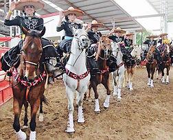 Fiestas Nacionales Charreria