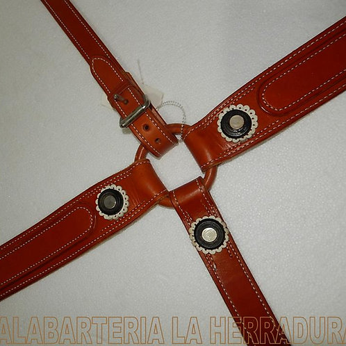 PECHERA CHARRA MOD 987