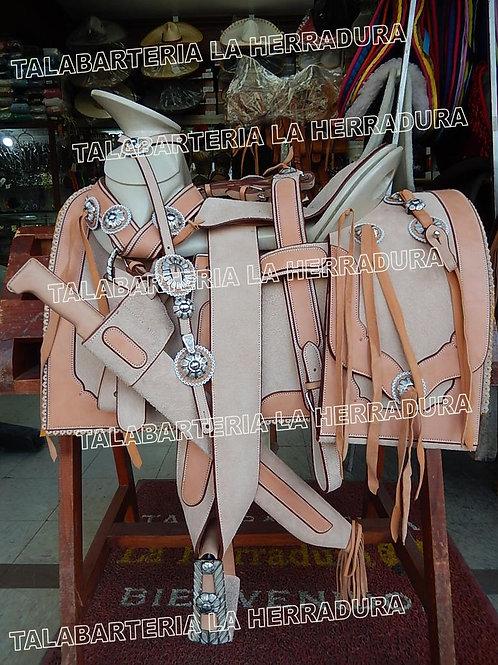 SILLA CHARRA CANTINAS CUADRADAS