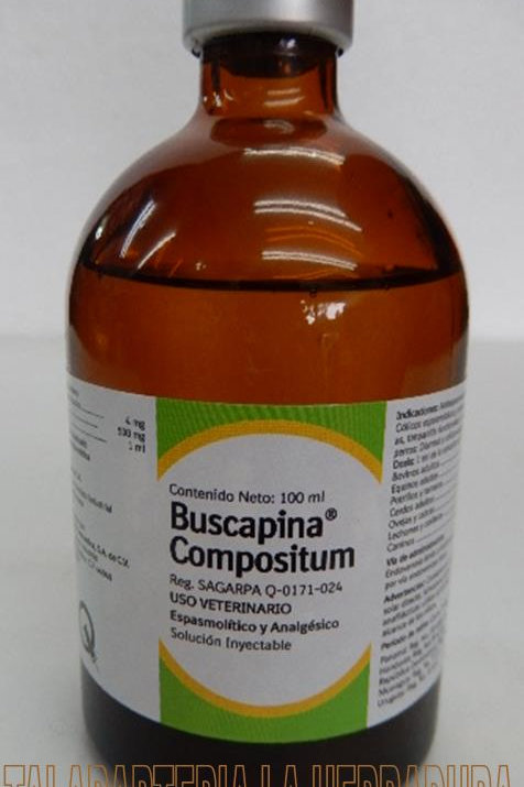 BUSCAPINA 100 ml