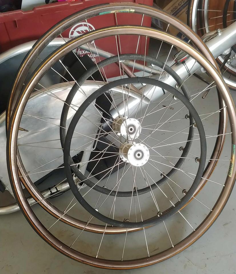 Track Wheels