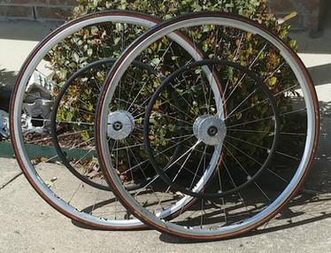 Road Wheels