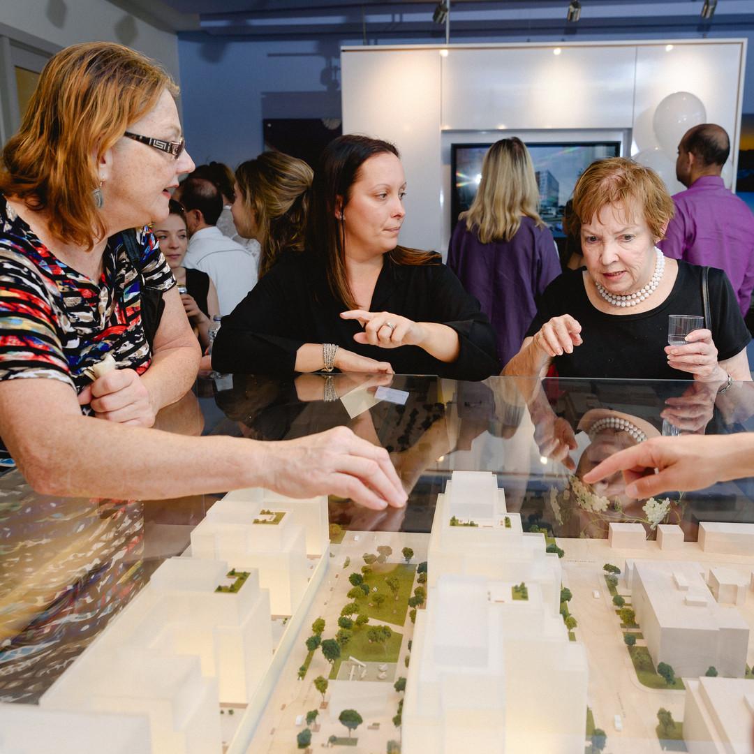 Westbury open house event