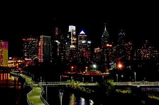 Skyline Philadelphie
