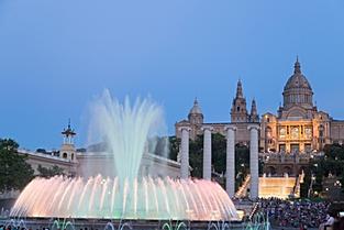 Barcelone - Montjuïc