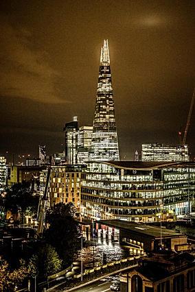 Shard Tower - London