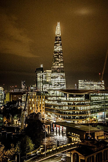 Shard Tower - London
