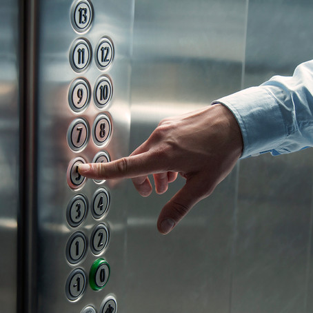 Ride the elevator, lift success! 60sec impact communication, the elevator pitch.