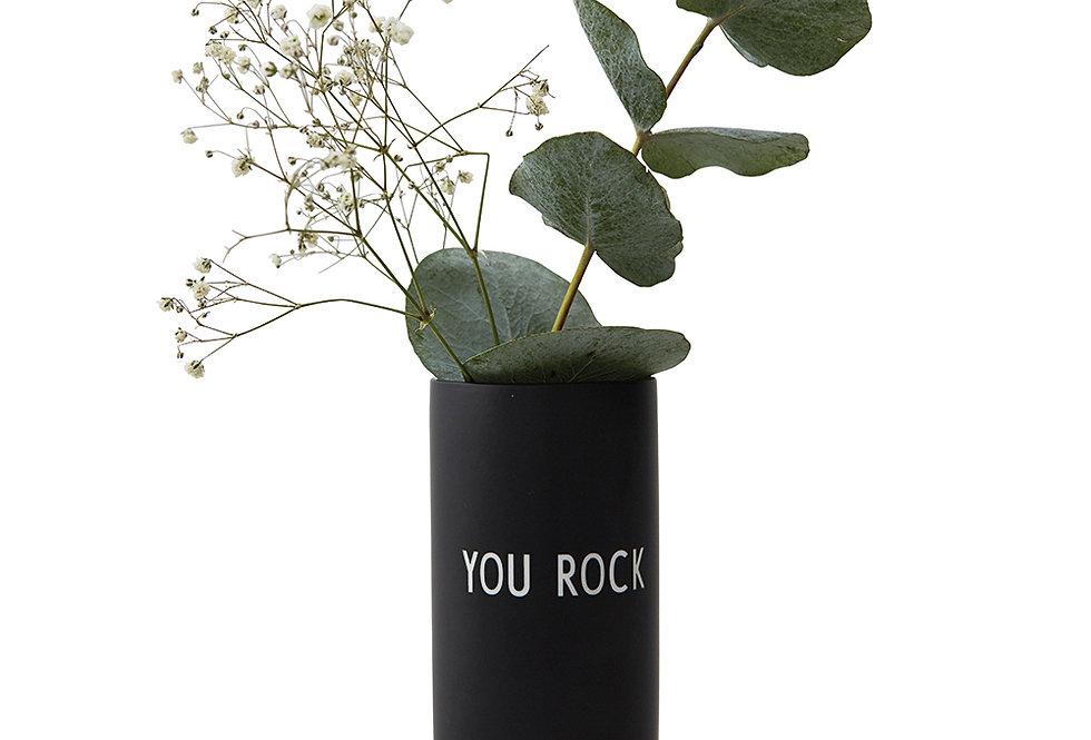 Vase YOU ROCK