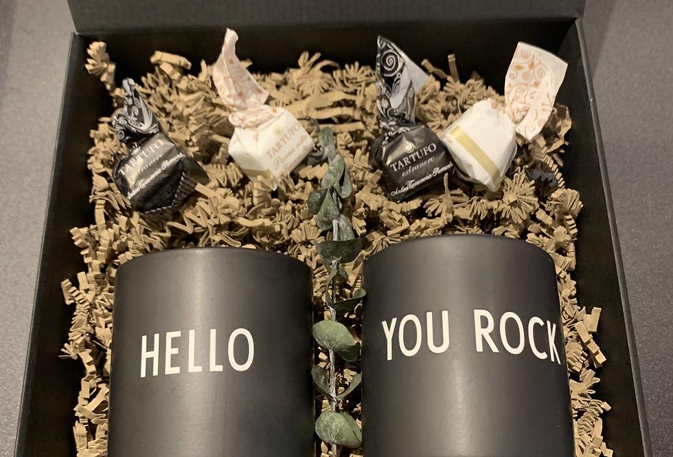 Hello, you rock