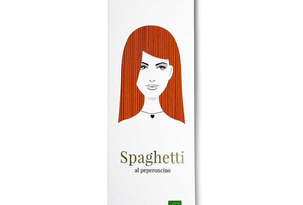 Good Hair Day Pasta Spaghetti al peperoncino