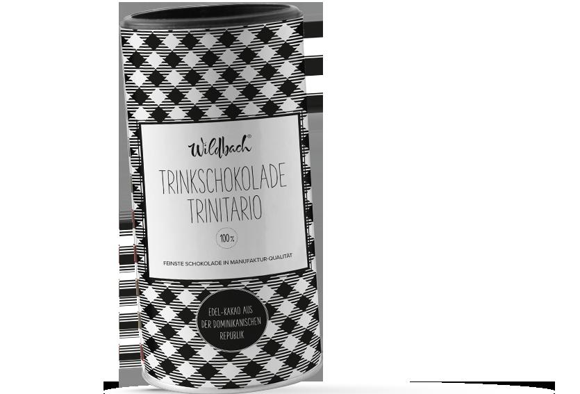 Trinkschokolade 100% Kakaoanteil