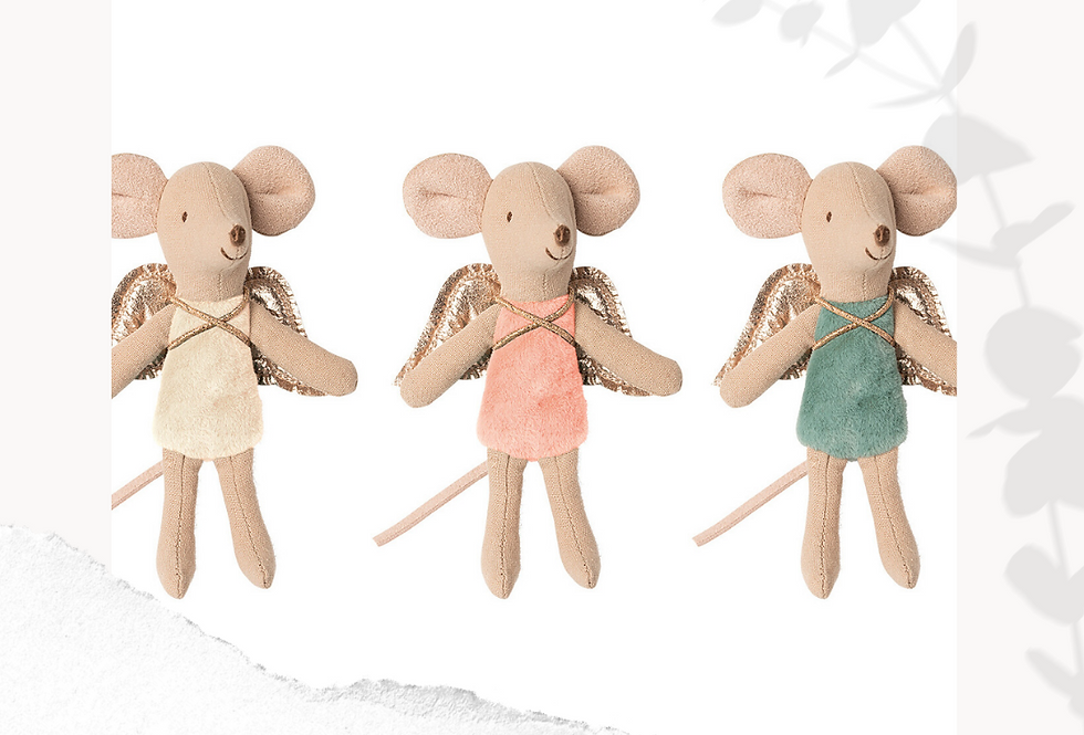 Kleine Fee Maus Little Sister