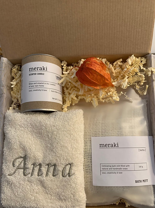 Spa Box Herbs