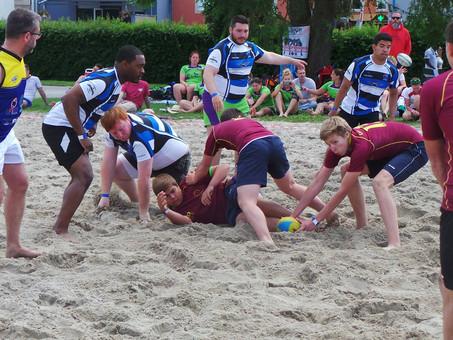 Beach Rugby - Walferdange