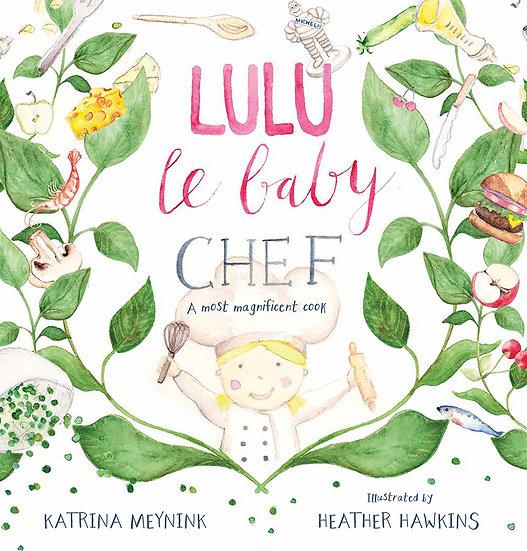 Lulu le Baby Chef