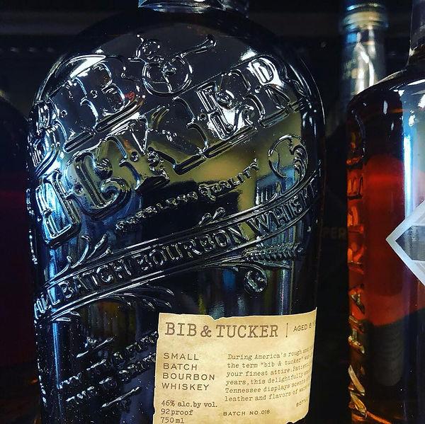 Bib and Tucker Small Batch Bourbon Whiskey