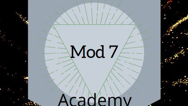 Module 7 work - Other Perspectives Module