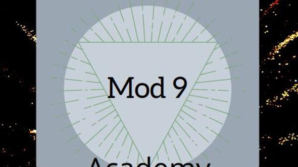 Module 9 work - Trust and Respect Module